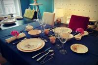 French Table Setting and Manners Workshop in Paris