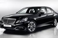 From Eindhoven Airport EIN, Private Arrival Transfer in Business Car