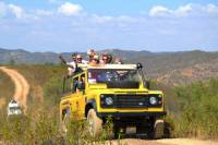 Full-Day Algarve Jeep Safari