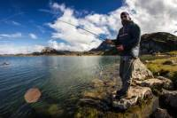 Full-Day Angling Fishing Tour from Nuuk