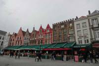 Full-day Bruges Tour from Paris with Japanese Guide
