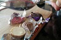 Full-Day Chocolate Cheese Olive and Wine Tour from Franschhoek