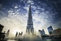 Full-Day Dubai Sightseeing Tour with Lunch at the Muscial Fountains