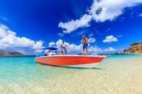 Full-Day Eco-Snorkeling and Beach Excursion