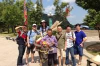 Full-Day Eco Tour to Hoa Lu and Tam Coc