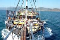 Full-Day Lazy Boat trip with Snorkelling, Sunbathing and more From Kusadasi