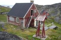 Full-Day Nuuk Historical City Walk and Boat Tour to Kangeq