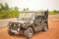 Full Day Private Tour and Transfer by Jeep from Hoi An to Hue