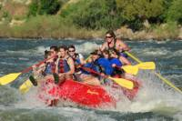Full-Day Rafting on the Yellowstone River