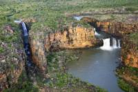 Full-Day Scenic Air Tour from Kununurra Including Mitchell Falls and King George Falls