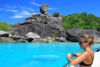 Full-Day Similan Island by Speed Boat from Phuket