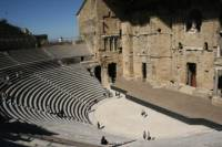 Full-day small group tour to Avignon, Pont du Gard, Orange and Chateauneuf du pape wine tour from Marseille