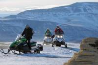 Full-Day Snowmobile Adventure in El Calafate