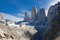 Full-Day Trek to the Base of Paine Towers at Torres del Paine National Park