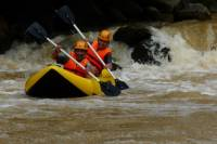 Full-Day White Water Rafting from Dalat