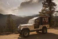 Garden of the Gods Foothills Jeep Tour from Colorado Springs
