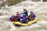 Golden Circle Tour and White-Water Rafting Experience from Reykjavik