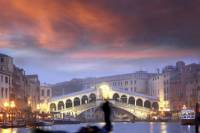 Gondola Ride and Candlelit Dinner in Venice
