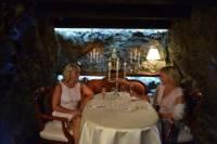Gourmet 6-Course Dinner at Svatá Klára Natural Cave Restaurant in Prague