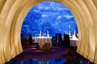 Gourmet Dinner at Al Mahara in Burj Al-Arab in Dubai with Private Transfers