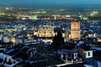 Granada Evening Walking Tour with Tapas: Albaicin and Sacromonte