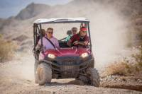 Grand Canyon Combo Adventure: Helicopter Tour and Jeep, Kayak or ATV Tour with Optional Canyon Landing