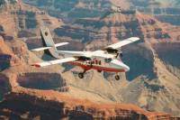 Grand Canyon West Rim Airplane Tour