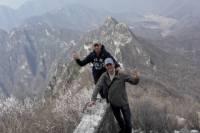 Great Wall of China Hiking from Jiankou to Mutianyu
