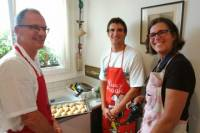 Greek Home Cooking Class in Athens