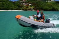 Grenada Shore Excursion: Self-Drive Boat and Snorkel Tour