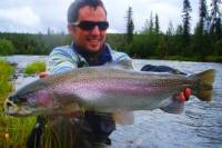 Guided Full-Day Fishing Excursion in Fairbanks