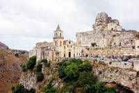 Guided Tour Sassi di Matera: I Due Sassi and the Rupester Churches