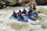 Half-Day Browns Canyon Rafting Experience