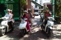 Half-Day City Tour of Hanoi on Motorbike