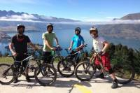 Half-Day Downhill Mountain Bike Rental