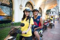 Half-Day Ho Chi Minh City Tour on Motorbike Including Street Food