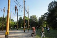 Half-Day Low Ropes And High Ropes Course in Prague
