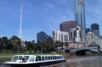 Half-Day Melbourne City Tour Including Yarra River Cruise From Melbourne