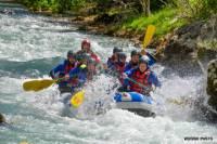 Half Day Rafting in Verdon Gorges