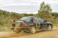 Half-Day Rally Driving Experience at Silverstone