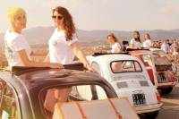 Half-Day Self-Drive Vintage Fiat 500 Tour of Florence