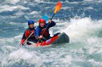 Half-Day Tandem Whitewater Kayaking on the Clearwater River
