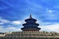 Half-Day Tour in Beijing: the Temple of Heaven, the Hongqiao Market, Acrobatic show and Beijing Duck Dinner