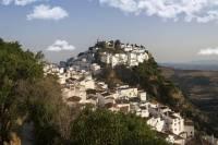 Half Day Tour in Casares: Hedionda Baths and Blas Infante