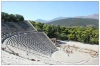 Half day tour in Mycenae and Epidaurus from Nafplio