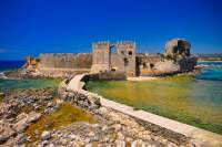 Half Day tour to Koroni Methoni Pilos from Kalamata