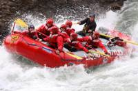 Half-Day Whitewater Rafting on the Clearwater River