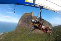 Hang Gliding Flight in Rio de Janeiro