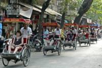 Hanoi Cyclo and Walking Small Group Adventure Tour