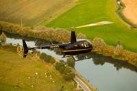 Helicopter Battlefield Tour in Diksmuide